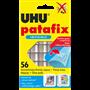 Αυτοκόλλητα UHU Patafix Invisible UHU Κόλλες