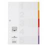 Διαχωριστικά πλαστικά Durable Varicolor σετ των 5 χρωμάτων Durable Διαχωριστικά