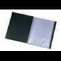 Σουπλ Foldermate 20 φύλλων μαύρο  Ντοσιέ με ζελατίνες